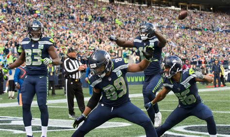 seahawks choreography wins nfls touchdown celebration