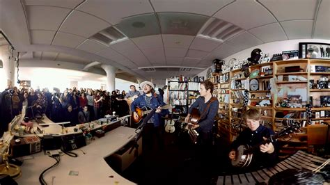 Npr Tiny Desk Wilco In 360 The At Npr S Tiny Desk