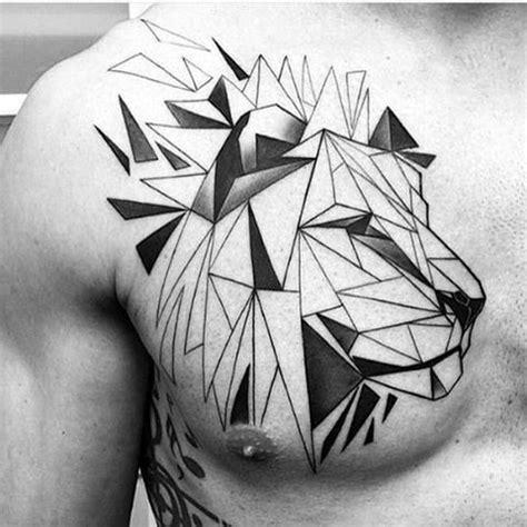 resultat de recherche dimages pour tete de lion tatouage