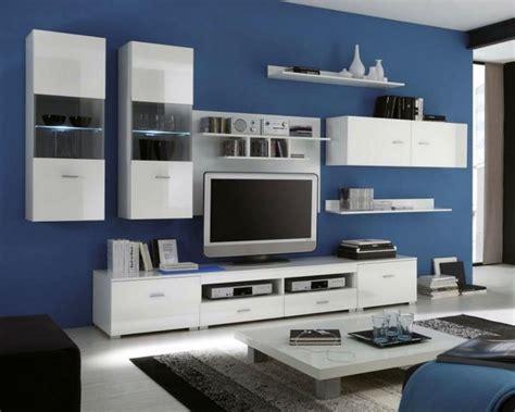 White Wood Living Room Furniture Ideas