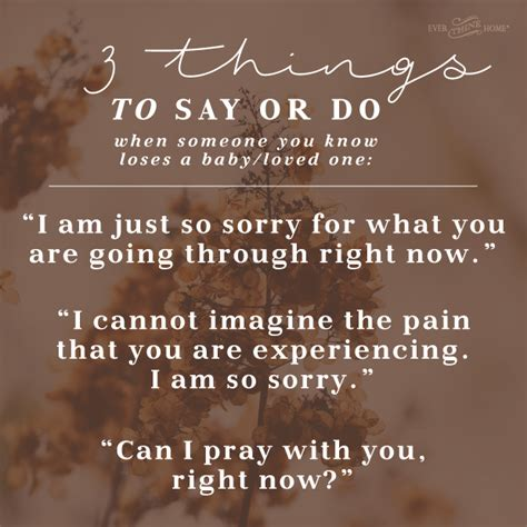 what to say to someone who lost someone helping a friend through pregnancy loss and grief ever thine home