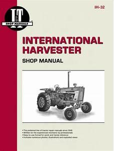 International Harvesters  Farmall  Model 706
