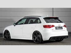 B&B's insane 405kW750Nm Audi RS3 Sportback