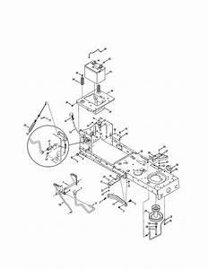 Craftsman Model 247288810 Lawn  Tractor Genuine Parts