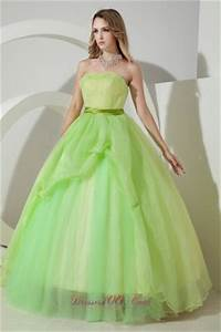 2018 Lime Green Quinceanera Dresses Discount Lime Green