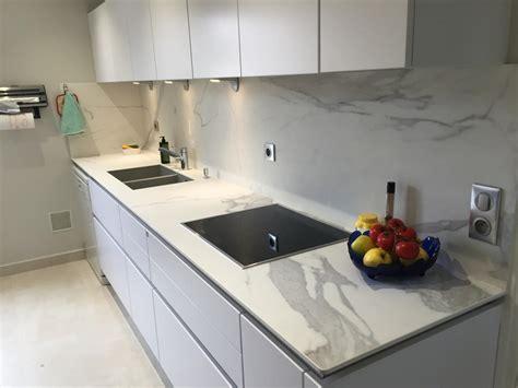 installer un plan de travail cuisine artisan marbrier coubert créteil alpha marbre