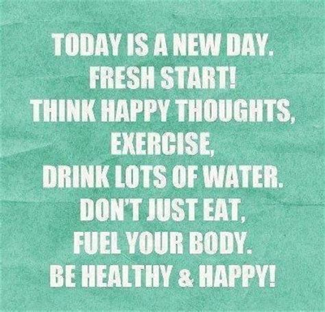 Fresh Start New Month Quotes