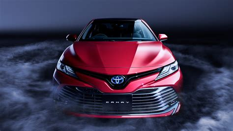 Toyota Camry 2018 4k, Hd Cars, 4k Wallpapers, Images
