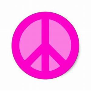 Neon Pink Stickers Neon Pink Custom Sticker Designs