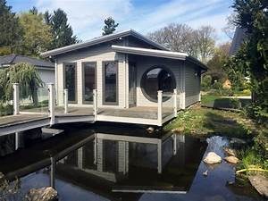 Gartensauna Mit Dusche : das neue saunahaus modell linea ~ Whattoseeinmadrid.com Haus und Dekorationen