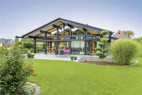 Moderne Häuser In Holzständerbauweise by Der Bungalow Praktisch Und Barrierearm Bautrends