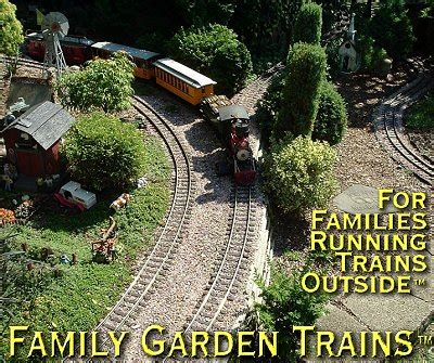 Family Garden Trains™  Your First Stop For Garden