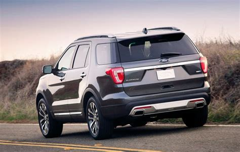 2018 Ford Explorer Release Date, Spy Shots, Price, Specs