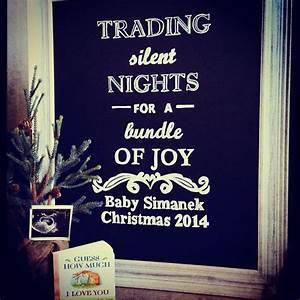 December baby announcement | Baby Fever | Pinterest ...