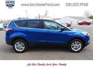 2017 Ford Escape SE Blue Lightning
