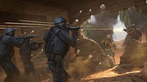 Burstfire Is A New Tactical Team Based FPS From Former