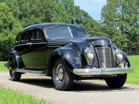 1937 Chrysler Airflow by 1937 Chrysler Airflow Touring Sedan C 17 Retro J