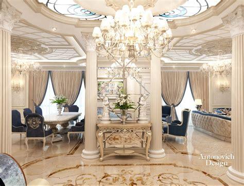 Painting Dining Room Furniture by Royal Interior Design By Antonovich Design Antonovich