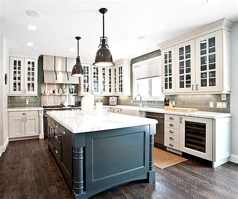 gray kitchen island gray center island contemporary kitchen jaffa