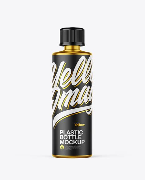 Includes a matte label and a golden layer for your design. Download Psd Mockup Bottle Chemistry Golden Layer ...