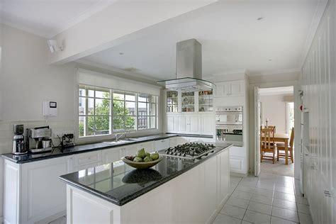 kitchen center island with granite top 28 modern white kitchen design ideas photos designing idea 9188