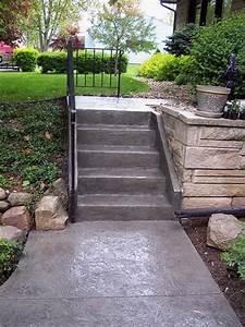 Steps And Sidewalks
