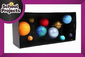 How to Make a Model Solar System | Solar system, Solar and ...