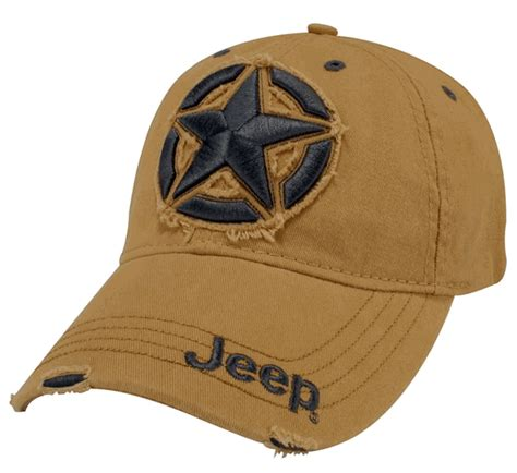 jeep hat all things jeep jeep 3d star cap