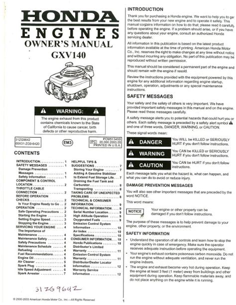 small engine repair manuals free download 2004 honda s2000 auto manual honda gxv140 engine owners manual