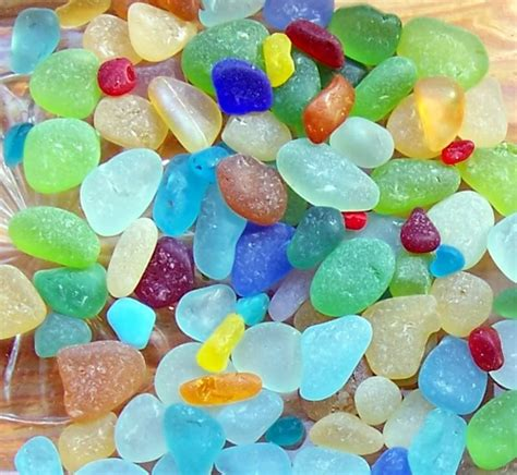 seaglass color ft taber park sea glass report