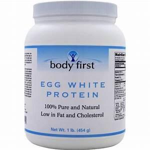 Egg White Protein Powder Review