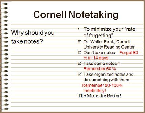 cornell notes powerpoint template cornell note taking method custom pdf generator downloads stdedal