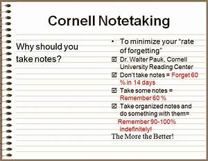 cornell note taking method custom pdf generator downloads With cornell notes powerpoint template