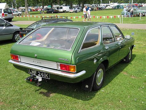 1972 vauxhall victor april 1972 vauxhall victor fe estate 2279cc lmf241k