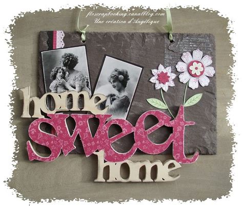 Home Sweet Home Deco by Une Cr 233 Ation D Ang 233 Lique Home D 233 Co Home Sweet Home Le De Flo
