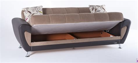 Brown Sofa Sleeper by Duru Brown Sofa Sleeper By Istikbal Sunset