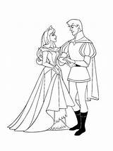 Prince Aurora Coloring Princess Phillip Together Dance Philip Sing Pages Print Getdrawings sketch template
