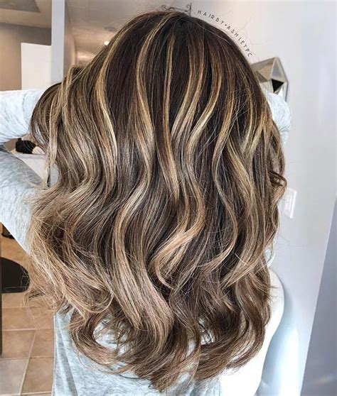 47 Stunning Blonde Highlights for Dark Hair | Page 4 of 5 ...