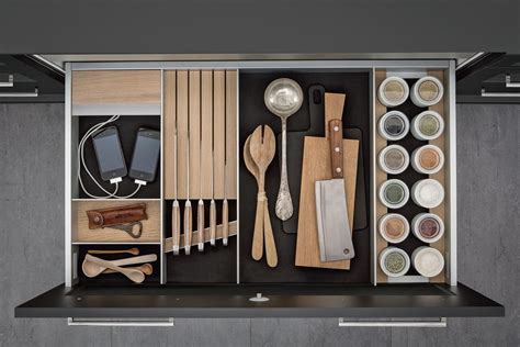 kitchen interior accessories  siematic individual