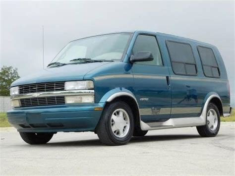 Chevy Astro Conversion Van Used Cars  Mitula Cars