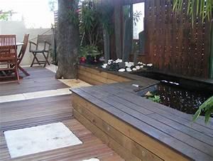 idee deco terrasse en bois With idee de terrasse en bois