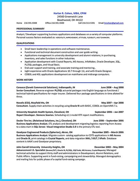 awesome account receivable resume   employer impressed