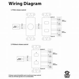 16ohm 2 Speakers Wiring Diagram