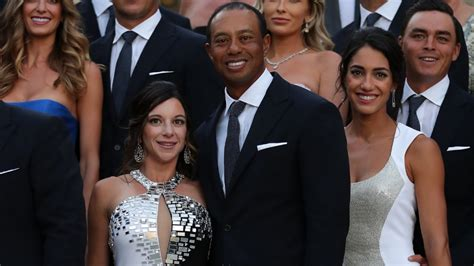 Tiger Woods and girlfriend Erica Herman get glammed up for ...