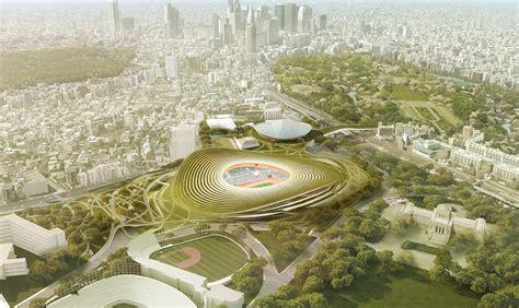 Design New National Stadium X –