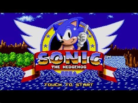 top  sonic  hedgehog games youtube