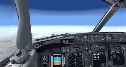 Boeing Aterrizar Aprende Avion Sfm Emergencia Caso