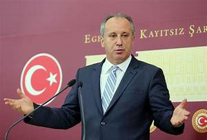Turkey's main opposition announces presidential candidate