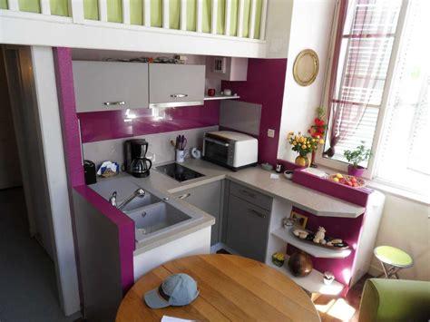cuisine pour petit espace deco cuisine moderne petit espace