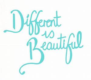 Different Is Beautiful Pictures, Photos, and Images for ...